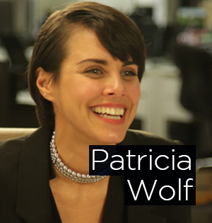 Patricia Wolf