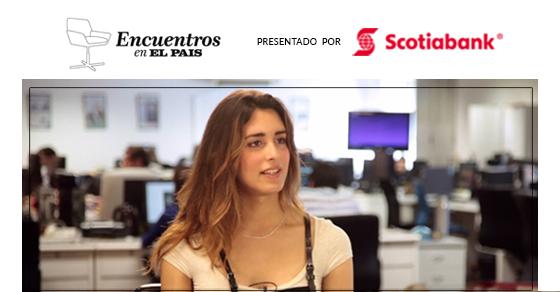 Encuentros en El País | Morena Ferreira